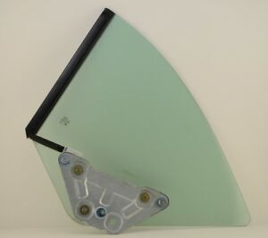 04 2005 06 AUDI S4 B6 - REAR RIGHT CABRIOLET QUARTER WINDOW GLASS OEM 8H0845300