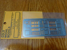 Gold Metal Models #8708 Telephone Booths (HO Scale) 1:87th Scale