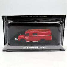 Atlas 1/72 LF 8 Ford FK 2500 Fire Engine Diecast Toys Models Collection Red