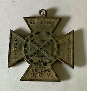 United Daughters Confederacy Southern Cross of Honor confederate veterans