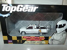 Oxford TG03 1/43 Nissan Pick Up Nissank Channel Crossing Top Gear