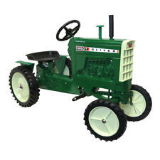 Made in USA, OLIVER 1950T Pedal Tractor w/ FWA Tires, Large Rear Tire, NEW 1368
