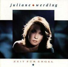 """JULIANE WERDING """" ZEIT FÜR ENGEL"""" CD NEUWARE"""