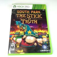 South Park: The Stick of Truth Xbox 360 Disc and Case