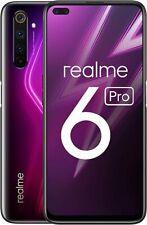 REALME 6 PRO 128GB+8GB RAM 6,6'' 64/16MP SMARTPHONE TELÉFONO MÓVIL LIBRE ROJO 4G
