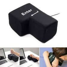 Big Enter Anti Stress Relief Button Enter Key Unbreakable USB Pillow Relax Gift