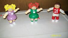 CABBAGE PATCH! SMALL PLASTIC MAGNETIC DOLLS 3
