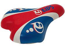 Sillin ROJO Infantil Niño Niña de Bicicleta Diseño de Bandera Inglaterra 3871