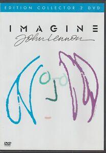 Imagine John Lennon Dvd Edition Collector