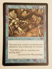 Awesome Magic the Gathering MTG Tempest Rootwater Shaman nm/mint English