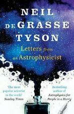 Letters from an Astrophysicist by Neil deGrasse Tyson 9780753553787 | Brand New