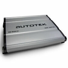 Autotek SS5000.1D 5000W Monoblock Super Sport Series Class D Car Amplifier