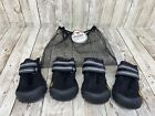HiPaw Summer Breath non slip sole dog boots Black size 4 Never Used Shoes Dogs