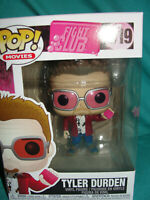 Funko Pop Movies Fight Club Tyler Durden Vinyl Figure-New