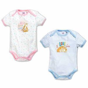Baby Body Baumwolle Hase Babybody Babykleidung Strampler Unterwäsche Öko-Tex