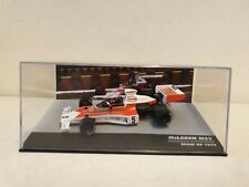 ixo / altaya / F1 - 1974 McLAREN FORD M23 - E. FITTIPALDI - 1/43 SCALE MODEL CAR