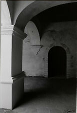 Photography, 8 x 10 matted Black and White, Ocotlan Arches Print No. 2