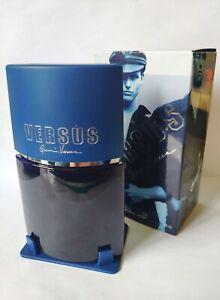 Vintage Gianni Versace Versus Uomo EDT 100ml men's perfume