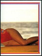 Part 2 Of 2  #110 Baywatch Merlin 1993 Sticker (C1255)