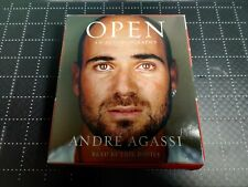 An Autobiography by Andre Agassi (2009) CD AUDIO