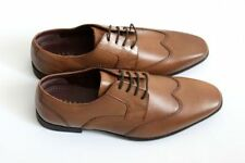 Burton Lace-up Pointed Shoes for Men