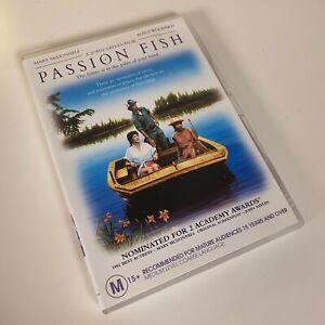Passion Fish (DVD PAL 4) : John Sayles Mary McDonnell Alfre Woodard Rare OOP VGC