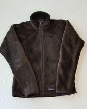 Patagonia Womens R4 Regulator Fleece Jacket Brown Polartec Size XS
