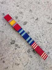 WWII U.S. Army Ribbon Bar