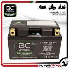 BC Battery moto lithium batterie pour Flex Tech TOPSPEED 125 2008>2016