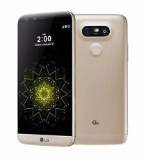 "Unlocked sim 5.3"" LG G5 H860N Dual SIM 32GB 3G/4G LTE 16MP smartphone GPS - Gold"