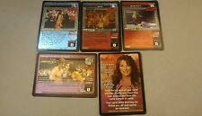 WWE Raw Deal SS3 SURVIVOR SERIES VICTORIA 5 card Starter Set