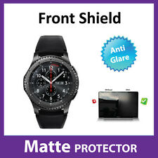 SAMSUNG Gear s3 Frontier Opaco Anteriore Anti Glare Screen Protector Shield