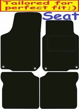 Seat Leon Tailored Deluxe Quality Car Mats 2000-2005