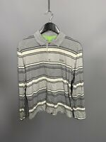 HUGO BOSS Long Sleeve Polo Shirt - Large - Modern Fit - Great Condition - Men's