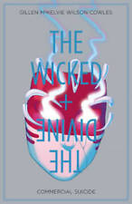 The Wicked + The Divine Volume 3: Commercial Suicide, Very Good Condition Book,