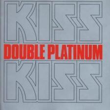 Kiss - Double Platinum (German Version) CD (1978/2014) original verpackt - Neu