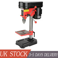 Bench Drill Press Stand Workbench Mounted 5 Speed 50mm 350W/230V Woodworking