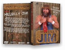 Hillbilly Jim Shoot Interview DVD, WWE WWF WWWF World Wrestling Federation
