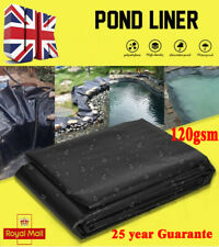 More details for fish pond liners tough pond liners hdpe membrane reinforced - 25yr guarantee
