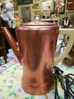 Flavo-Matic 8 Cup Automatic Percolator Pink Rosy West Bend Vintage 1950's Tested