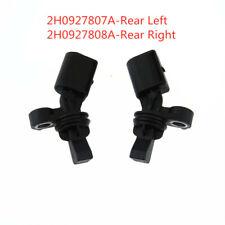 VW Passat Amarok 2H0927808A Rear Right & Left ABS Wheel Speed Sensor 2H0927807A