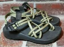 Chaco ZX/2 Green Adjustable Strap EUC Sport Sandals - Women's Size 5