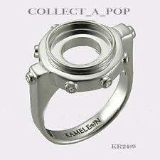 Authentic Kameleon Sterling Silver Constrellation Ring Size 5 KR024#5 *RETIRED*