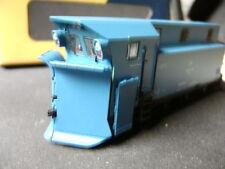 HERIS 80082 Schneepflug Bauart Meiningen in blau DR Ep.4 Exklusivmodell-NEU-