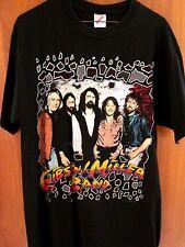 GIBSON MILLER BAND tour lrg T shirt 1995 honky-tonk country music tee OG