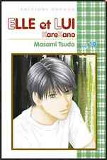 manga Elle et Lui - Kare Kano tome 19 Shojo Masami Tsuda EPUISE Tonkam EO dvd VF