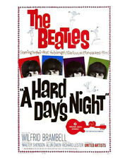 The Beatles A Hard Day's Night, Movie Poster, Photo Print 14 x 11""