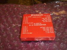 INTECH A-2974 D/A CONVERTER 25-PIN >