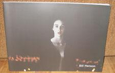 Bill Henson Universidad De Salamanca Exhibition Catalogue Color Photographs PB