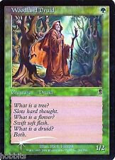 MTG - Odyssey - Woodland Druid - Foil - NM